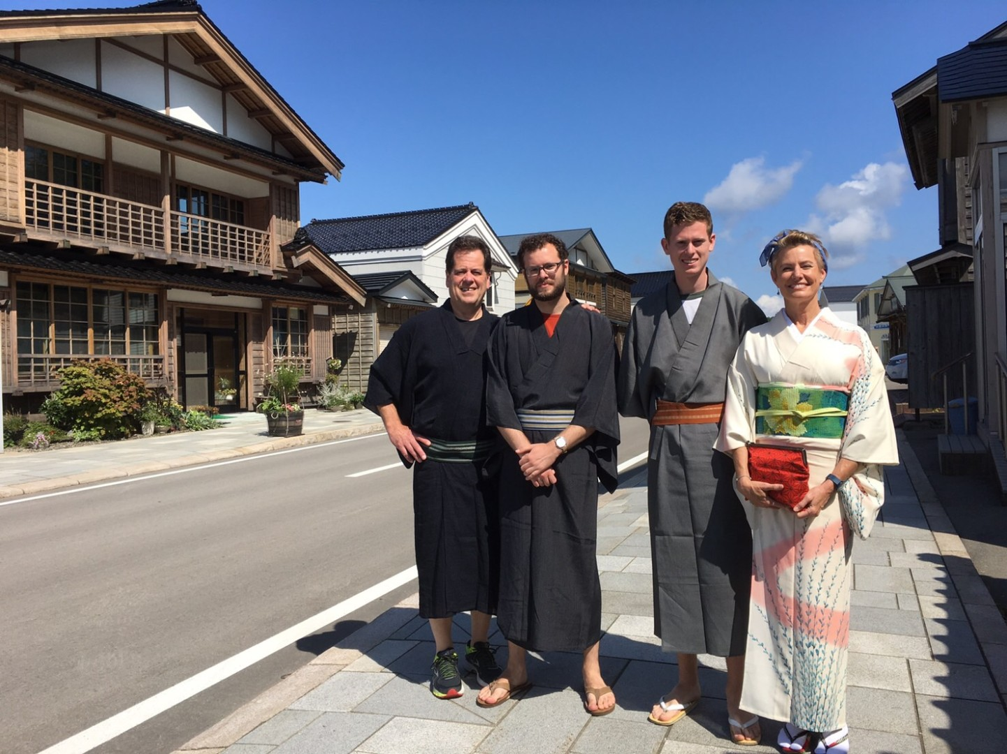 Hokkaido, JAPAN Rural Experience