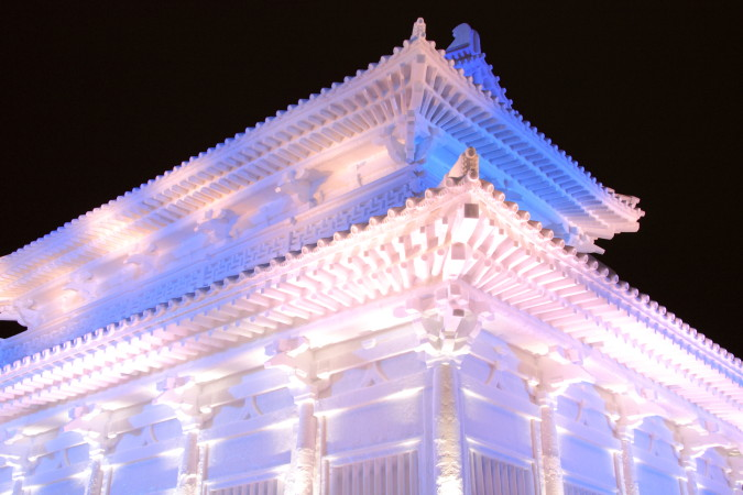 How to Enjoy the Most Famous and Largest Snow Festival in Japan!