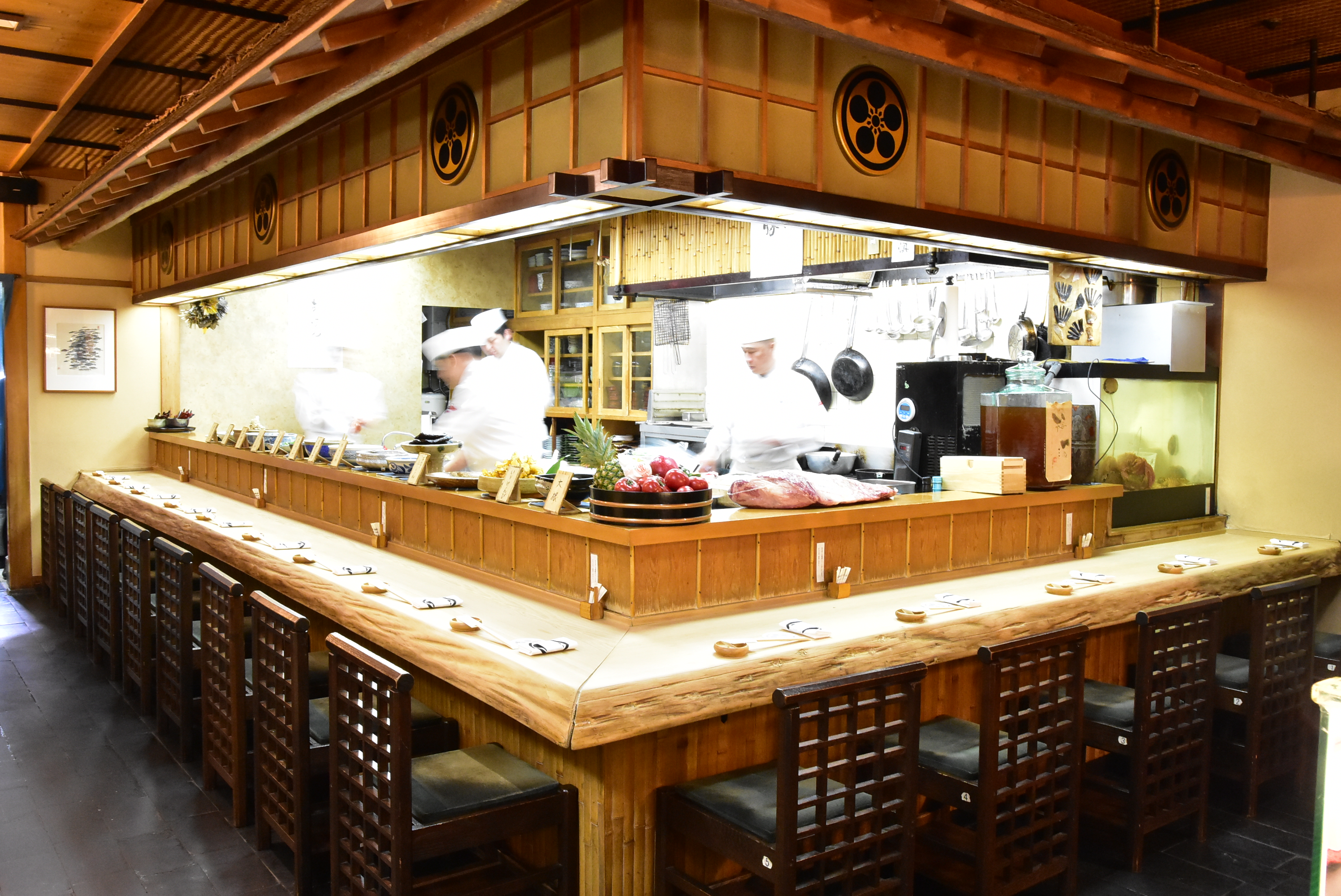 Taste Chef's Select Course of Japanese Cuisine