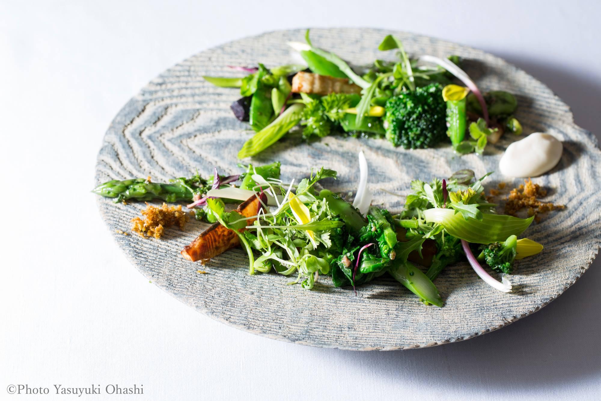 Enjoy French food! Talents in Hokkaido!
