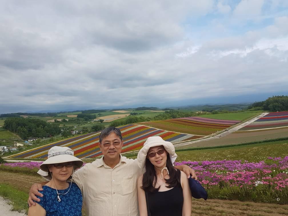 Nice experience for the Hokkaido trip!