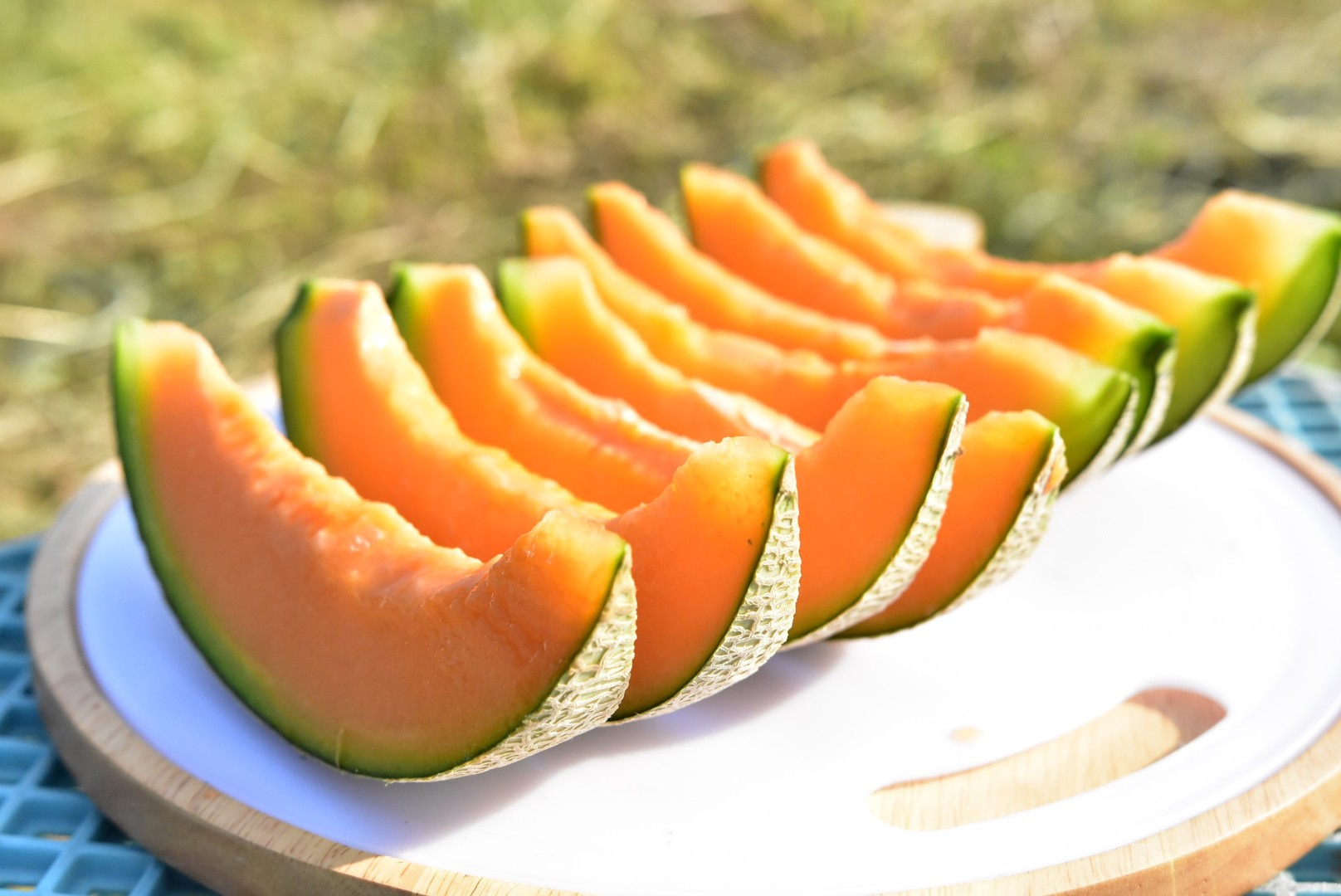 We love Melon and Water Melon!