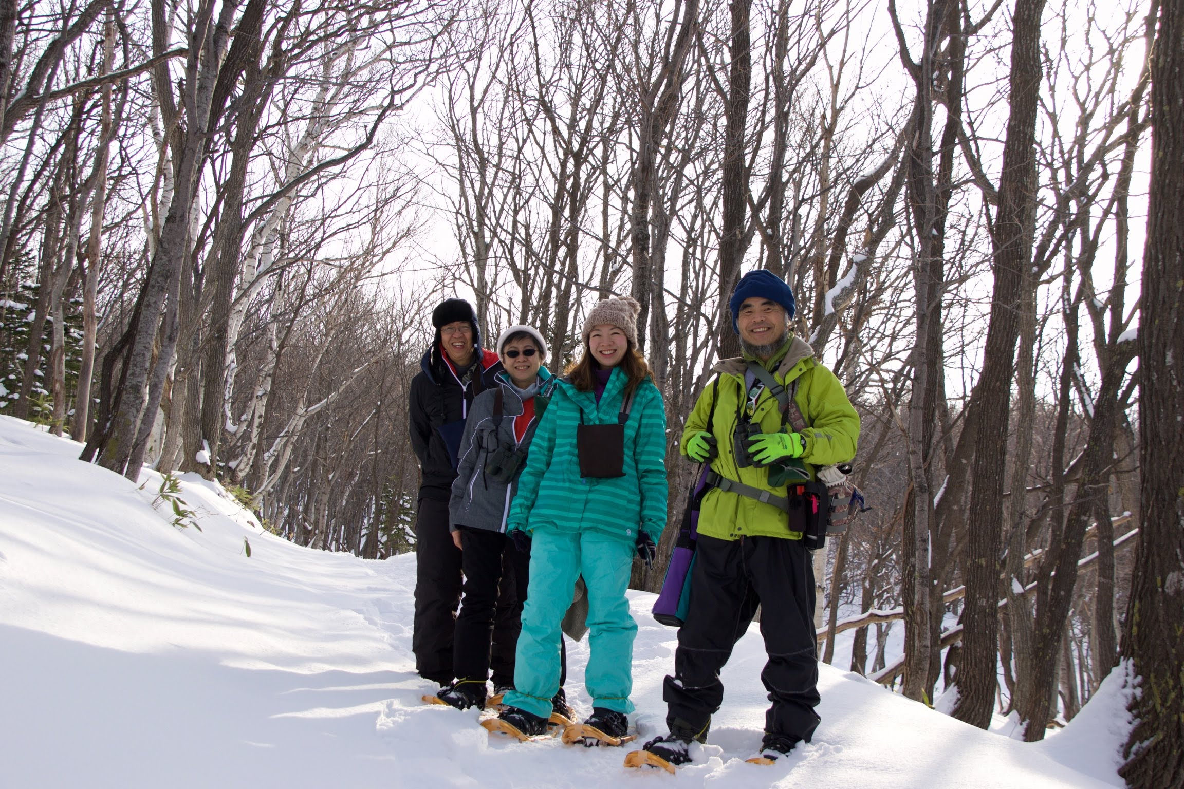 What a wonderful winter trip it has been to Eastern Hokkaido as 2nd time with HTIT!