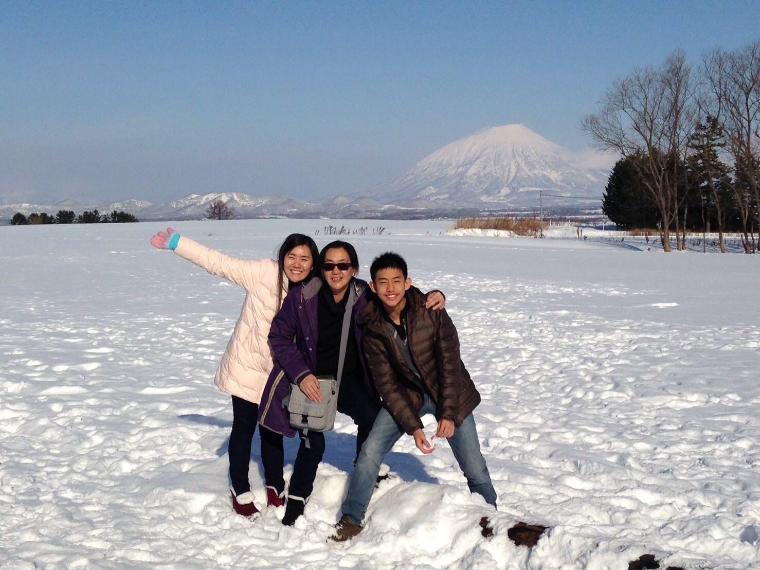 Amazing Hokkaido Trip