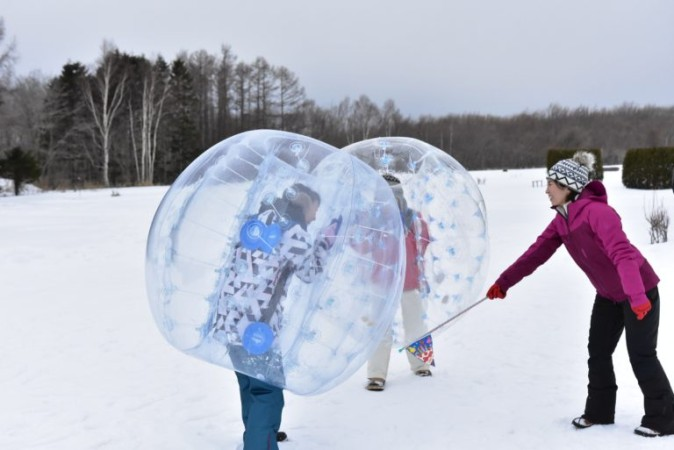 Group Team Building Activities Are Available At Snowland Rurumap