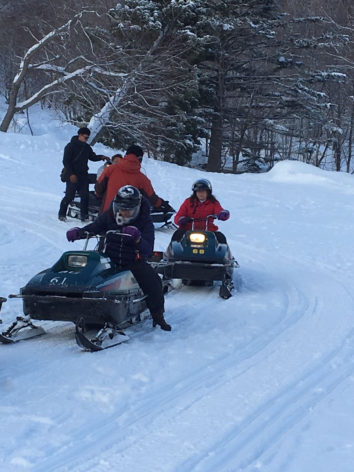 Thoroughly enjoyed the winter experience in Feb 2018 at Eastern Hokkaido