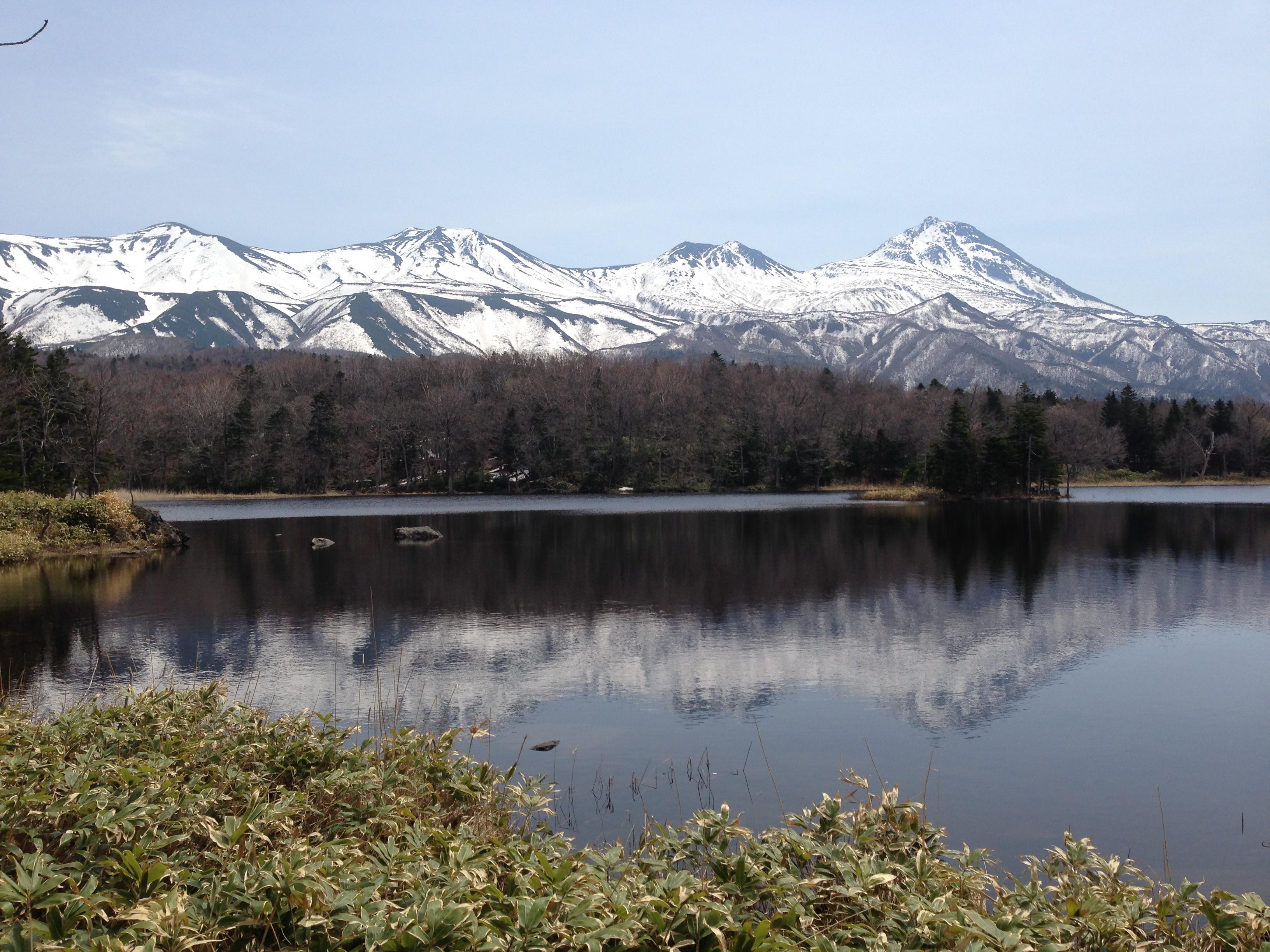 Wonderful Trip in Hokkaido National Parks