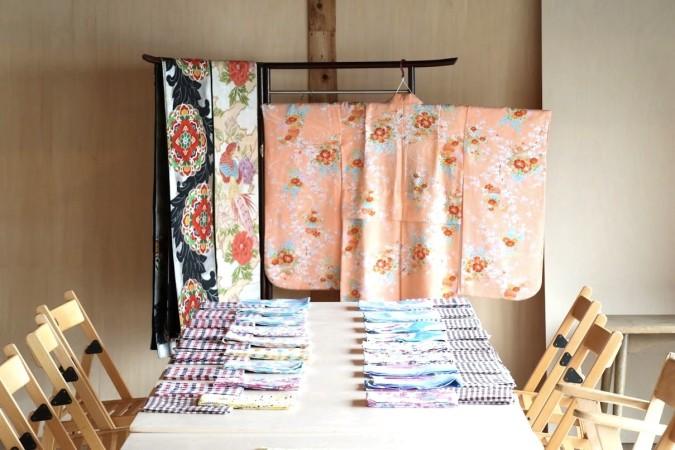 Kimonosondisplay
