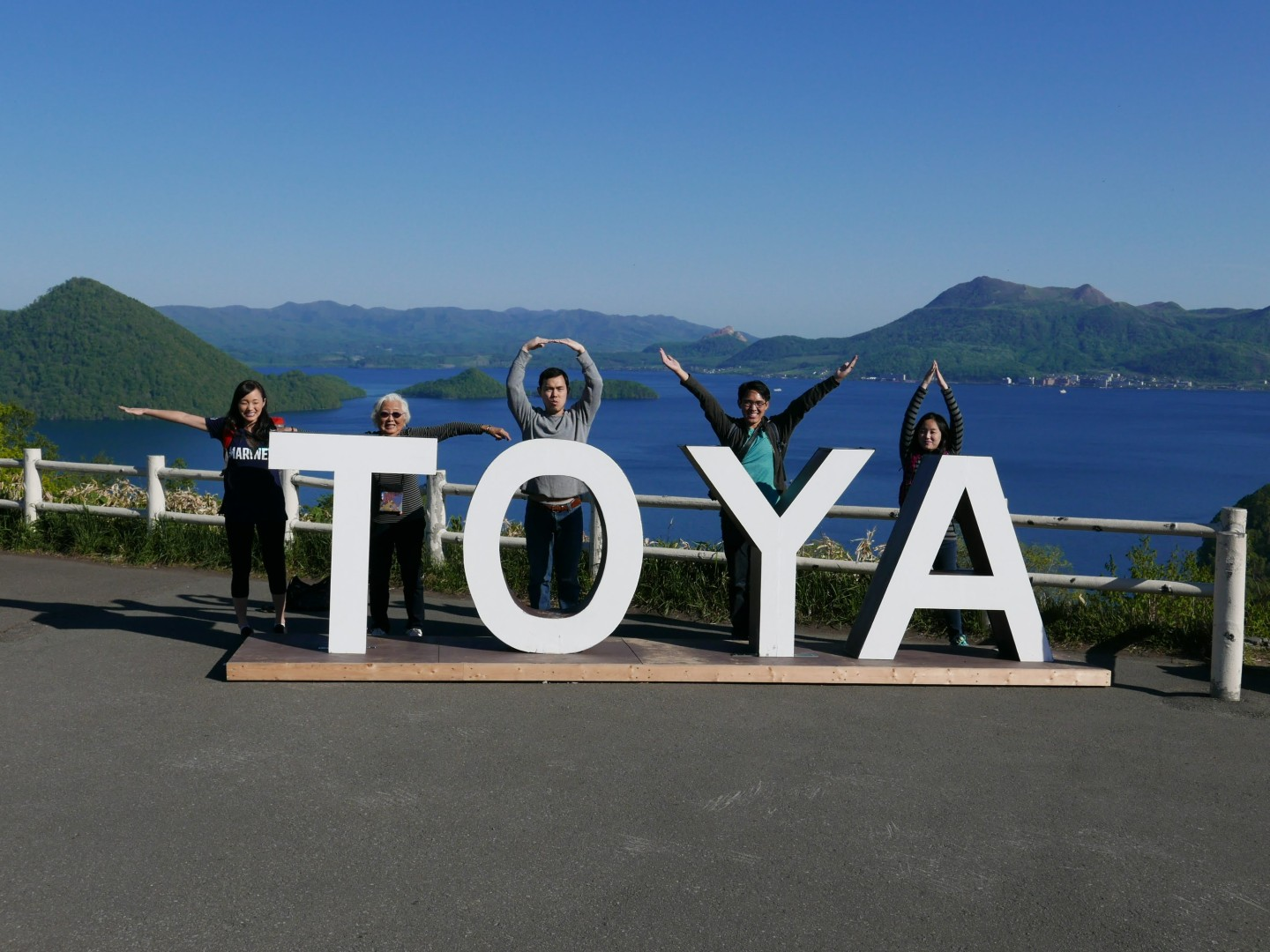 We enjoyed the people we met, the beautiful scenery, the variety of experiences, and the delicious food.