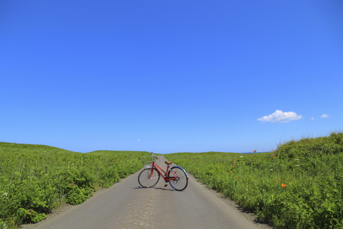 Hokkaido is massive!