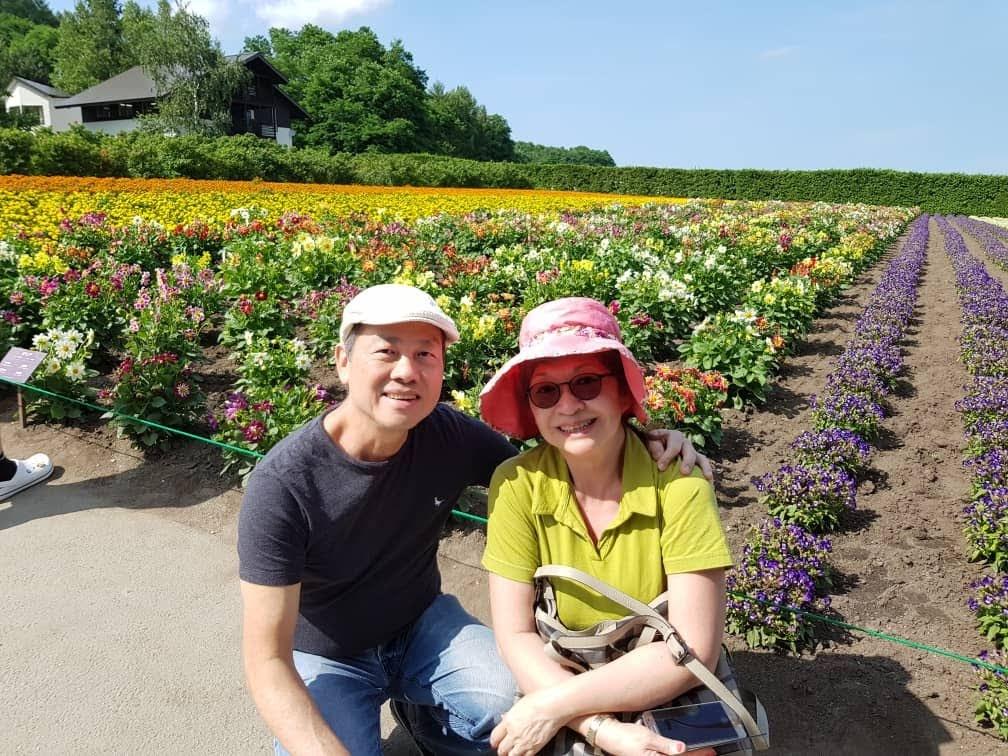 Appreciation to Hokkaido Treasure