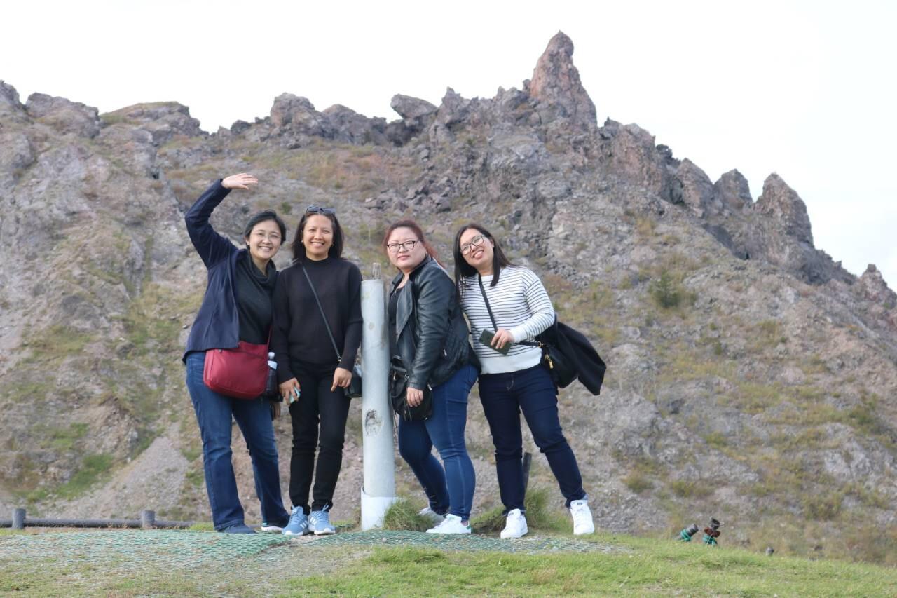 The wonderful Hokkaido Incentive Tour