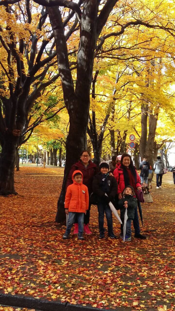 We are surely looking forward to visiting Hokkaido again.