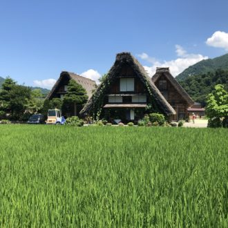 Lovely countryside Hokkaido