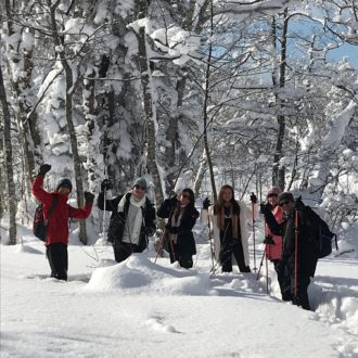 Holiday in Hokkaido from 2 to 9 Dec 2019