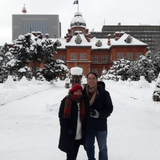 Spent the Most Wonderful Time in Hokkaido